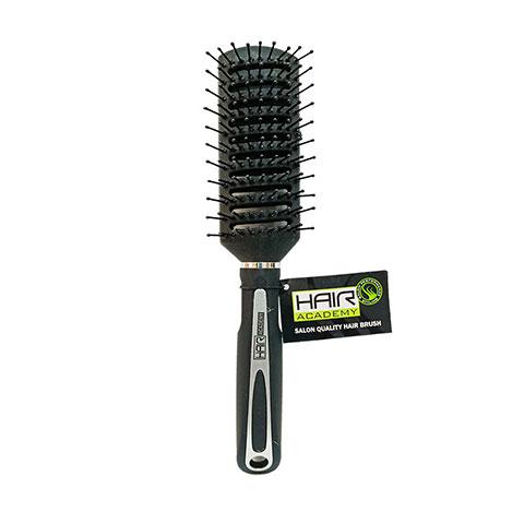 Hair Academy Salon Quality Hair Brush - Vented Brush
