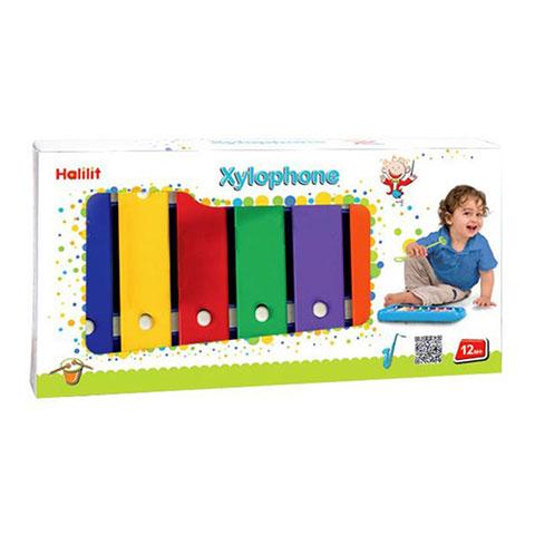 Halilit Xylophone Toy 12m+