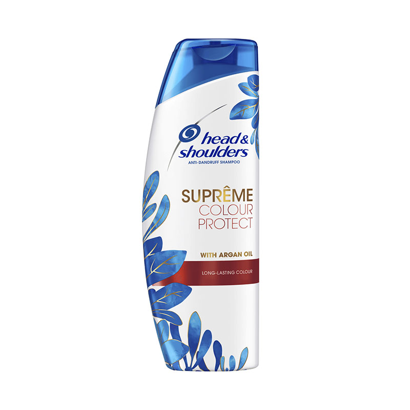 Head & Shoulders Supreme Color Protect Shampoo With Argan Oil 270ml