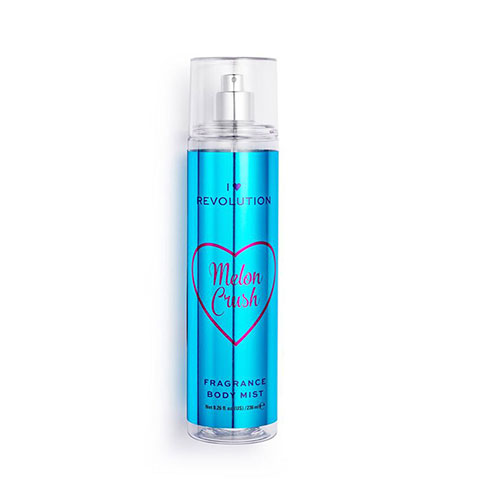 I Heart Revolution Melon Crush Fragrance Body Mist 236ml