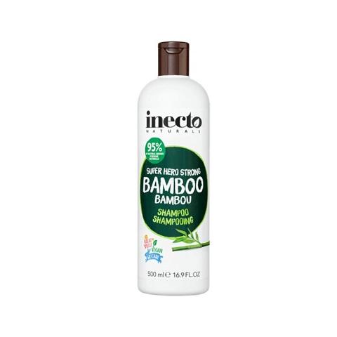 Inecto Naturals Super Hero Strong Bamboo Shampoo 500ml
