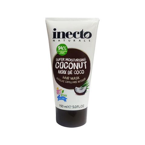 Inecto Naturals Super Moisturising Coconut Hair Mask 150ml