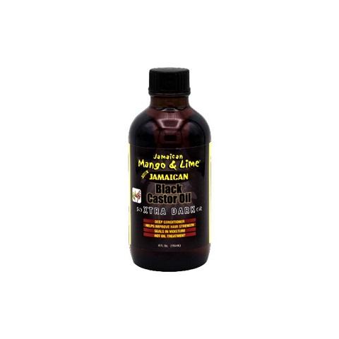 Jamaican Mango & Lime Jamaican Black Castor Oil Xtra Dark 118ml