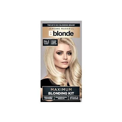Jerome Russell BBlonde Maximum Blonding Kit - No.2