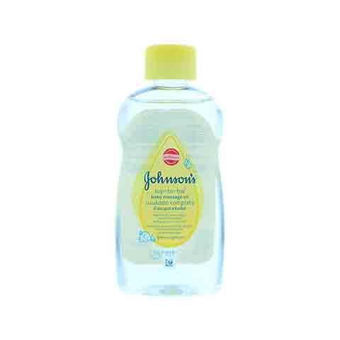 Johnson's Top-To-Toe Baby Massage Oil 200ml
