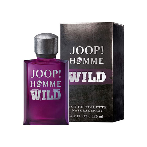 Joop! Homme Wild Eau De Toilette Spray for Men 125ml