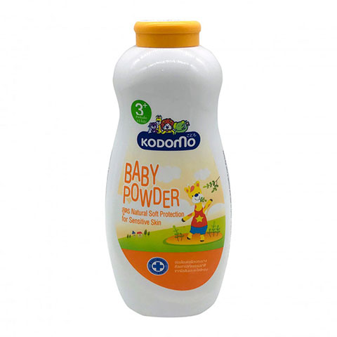 Kodomo Baby Powder Natural Soft Protection 400g