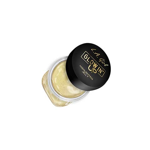 L.A. Girl Glow in Up Jelly Highlighter - GLH703 Halo Glow