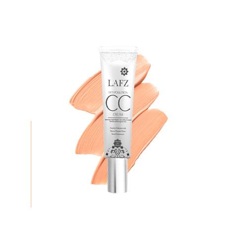 LAFZ Anti-Pollution CC Cream 30ml - Medium Beige