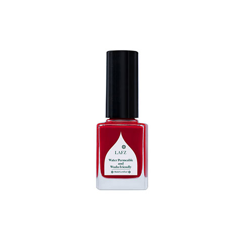 LAFZ Nail Polish 11ml - Apple Red