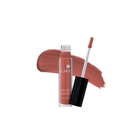 LAFZ Velvet Matte Lip Color - Peach & Cream