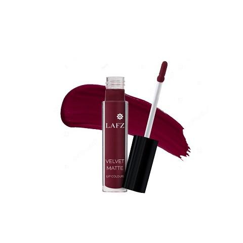 LAFZ Velvet Matte Lip Color - Plum Power