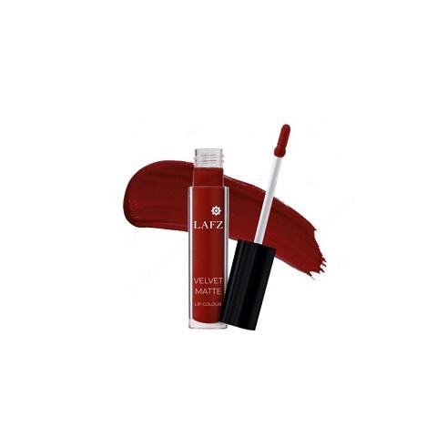 LAFZ Velvet Matte Lip Color - Ruby Twilight