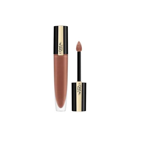 L'Oreal Liquid Rouge Signature Matte Lipstick - I Stand 117