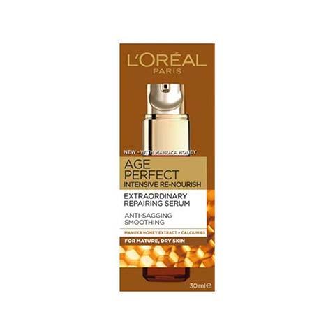 L'Oreal Age Perfect Intensive Re-Nourish Extraordinary Repairing Serum 30ml