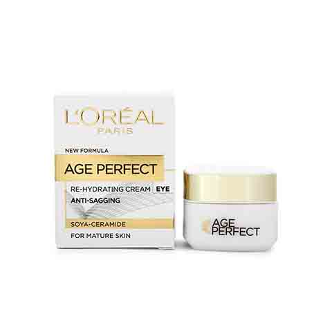 L'Oreal Age Perfect Rehydrating Eye Cream 15ml