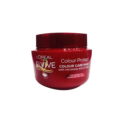 L'Oreal Elvive Colour Protect Hair Mask 300ml