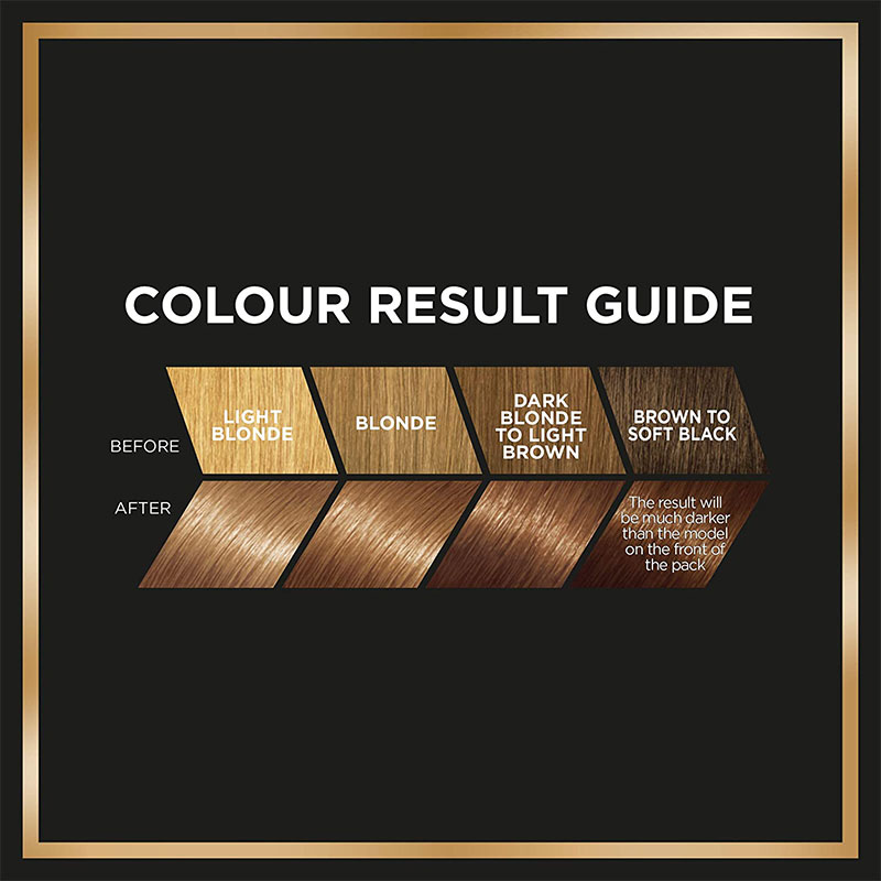 L'Oreal Infinia Preference New Colour Extender Permanent Hair Colour - 7.3 Florida (Honey Blonde)