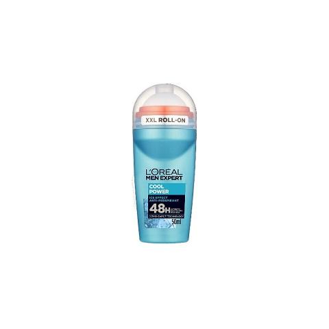 L'oreal Men Expert Cool Power 48H Anti-Perspirant Deodorant Roll On 50ml