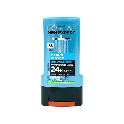 L'Oreal Men Expert Hydra Power Mountain Water Shower Gel 300ml