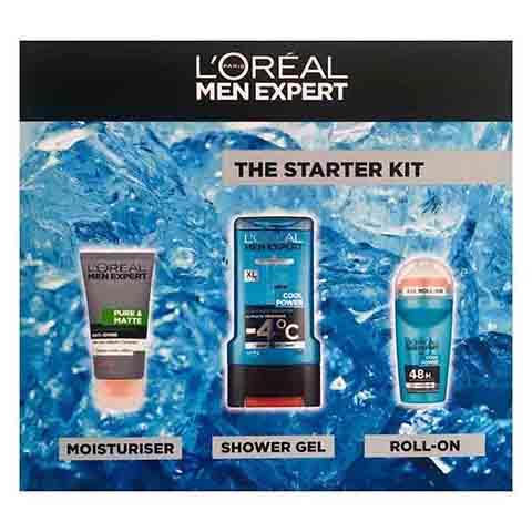 L'Oreal Men Expert The Starter Kit Gift Set