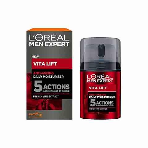 L'Oreal Men Expert Vita Lift 5 Daily Moisturiser 50ml