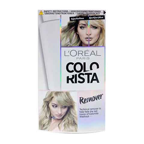 L'Oreal Paris Colorista Hair Colour & Dye Remover 60ml
