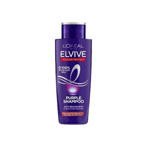 L'oreal Paris Elvive Colour Protect Anti-Brassiness Purple Shampoo 200ml