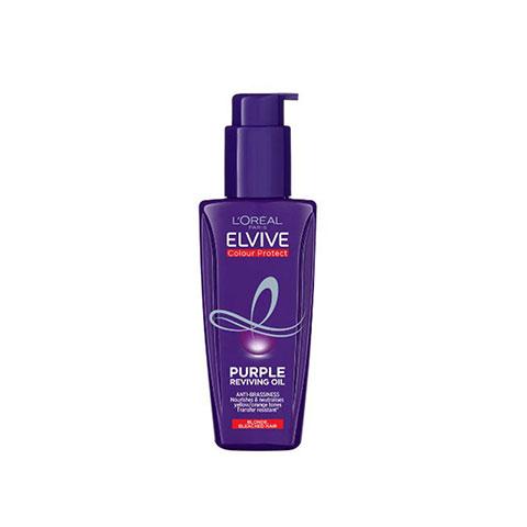 L'oreal Paris Elvive Colour Protect Purple Reviving Oil 100ml
