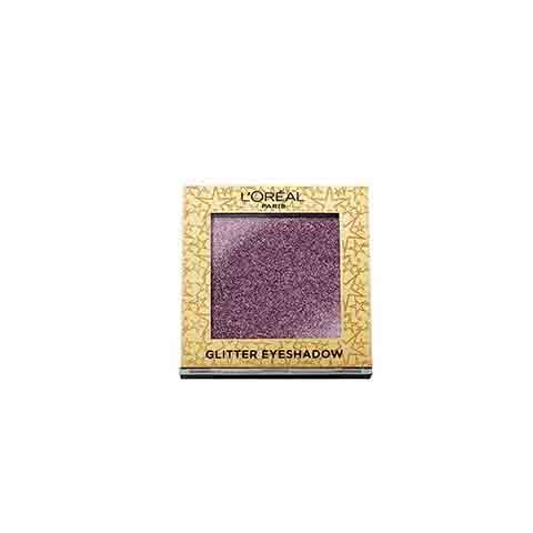 L'Oreal Paris Glitter Eyeshadow - 02 Purple Lights