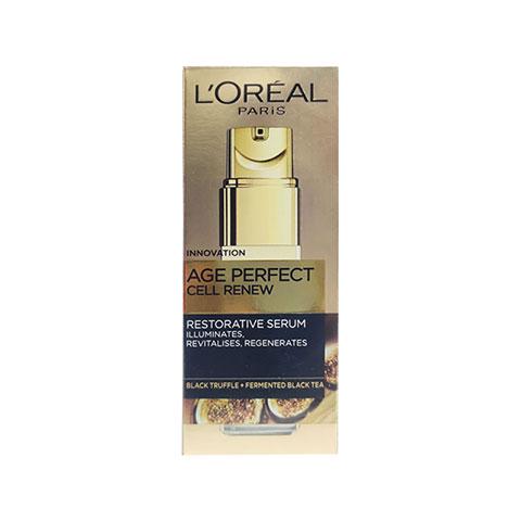 L'Oreal Paris Innovation Age Perfect Cell Renew Restorative Serum 30ml - 50+