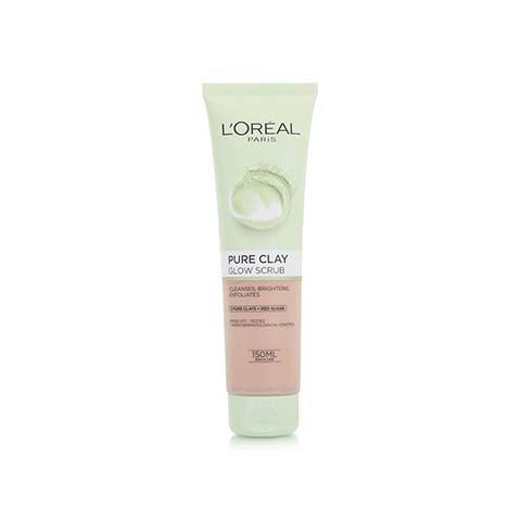 L'Oreal Paris Pure Clay Glow Scrub 150ml