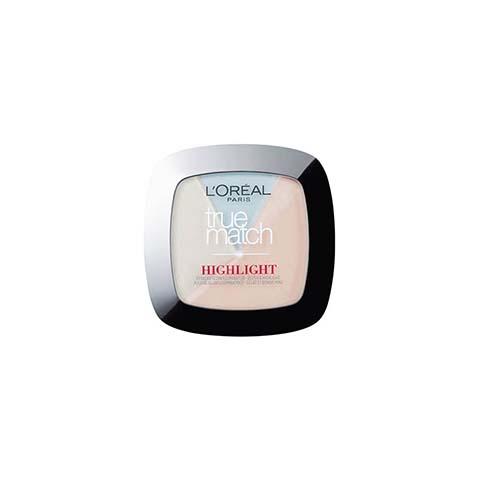 L'Oreal True Match Powder Glow Illuminator Highlight - Icy Glow