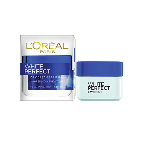 L'oreal White Perfect Day Cream 50ml - Spf 17