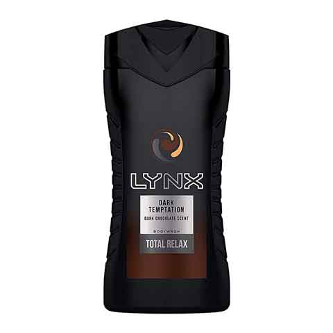 Lynx Dark Temptation Body Wash Total Relax 250ml