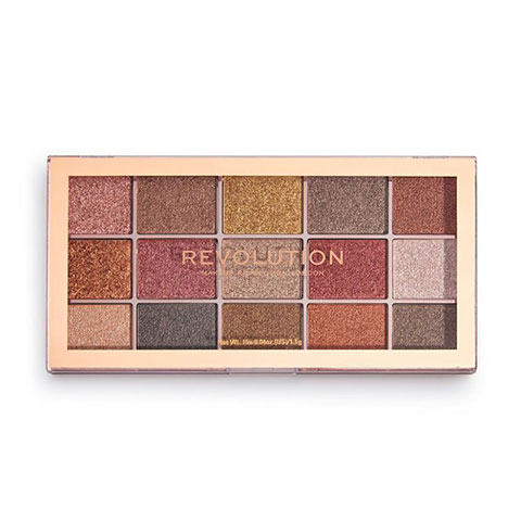 Makeup Revolution Intensely Pigmented Foil Frenzy Fusion Eyeshadow Palette