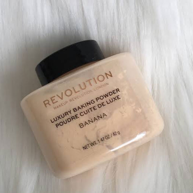 Makeup Revolution Luxury Banana Powder 42g
