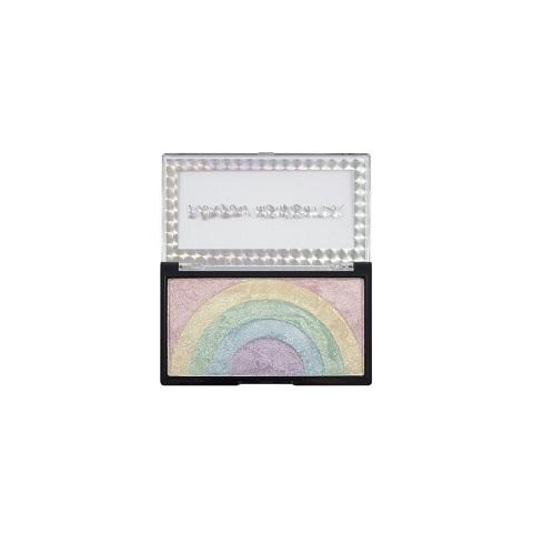 Makeup Revolution Rainbow Highlighter Palette 10g