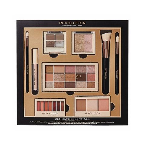 Makeup Revolution Ultimate Essentials 9 Piece Set