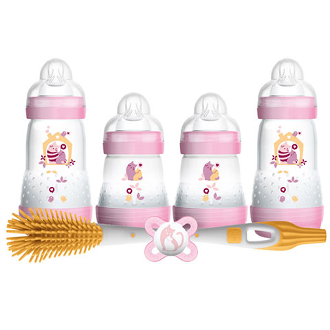 MAM Easy Start Anti-Colic Bottles Newborn Feeding Set 0m+ (4754)