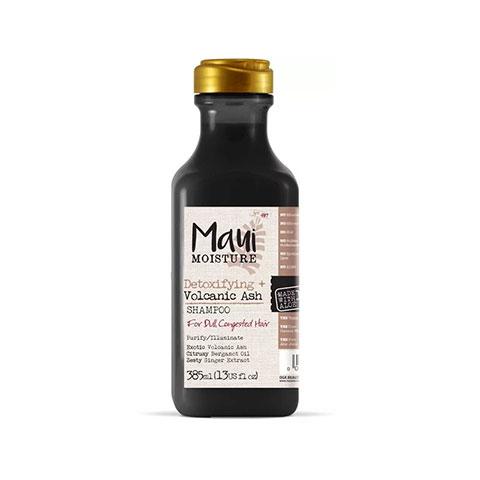 Maui Moisture Detoxifying + Volcanic Ash Shampoo 385ml