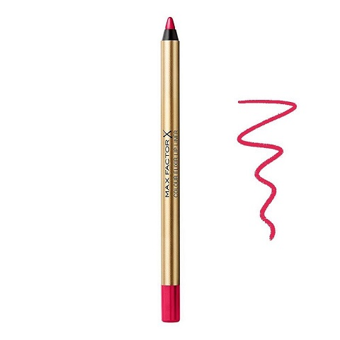Max Factor Colour Elixir Lip Liner - 12 Red Ruby