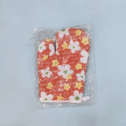 Microwave High Temperature Resistant Oven Gloves