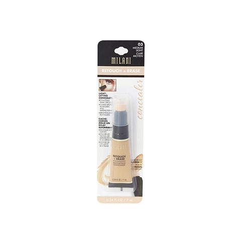 Milani Retouch + Erase Light - Lifting Concealer 7ml - 03 Medium Light
