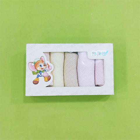 Mouse Spring And Autumn Children's Socks Set 5pcs - 2