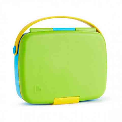 Munchkin Lunch Bento Box With Multi Green 18m+