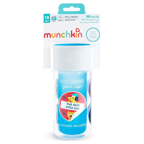 Munchkin Miracle 360° Personalised Cup 48m+ 266ml
