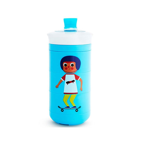 Munchkin Mix & Match Bite Proof Sippy Cup 9m+ 266ml - Blue
