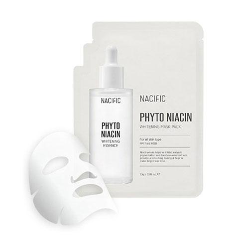 Nacific Phyto Niacin Whitening Mask Pack 25g
