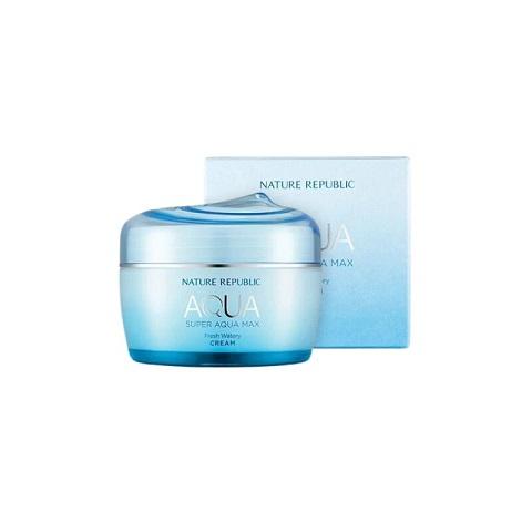 Nature Republic Aqua Super Aqua Max Fresh Watery Cream 80ml